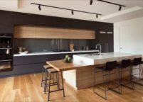 кухня с островом - 60