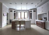кухня с островом - 34