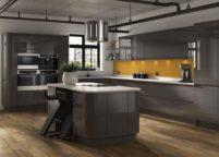 кухня с островом - 23