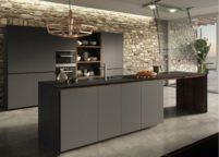 кухня с островом - 13