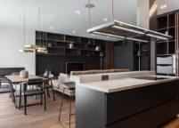 кухня с островом - 10
