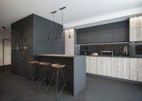 кухня с островом - 8