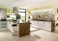 кухня с островом - 65