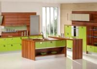 Кухня с островом - 61