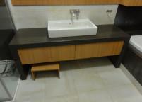 Мебель в ванную комнату -4