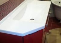 Мебель в ванную комнату -13