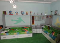 Мебель в детскую эггер - 7