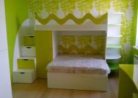Детская мебель глянец - 13