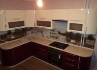 Угловая кухня - 9