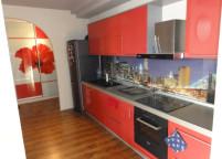 Кухня красная - 13