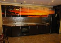 Кухня печать на фасадах - 15