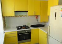 Кухня мдф краска мат - 21