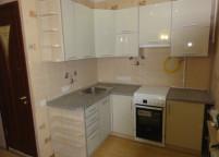 Кухня белая - 25