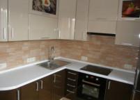 Кухня пластик глянец - 27