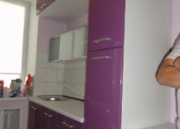 Кухня краска мдф - 41
