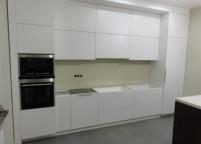 Кухня белая блюм - 50