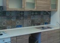Кухня пленка витрина - 56
