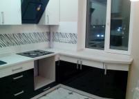 Кухня пластик бакис - 58