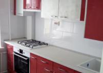 Кухня пленка прямая - 64