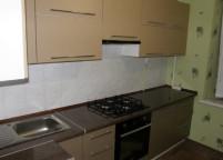 Кухня глянец угловая - 72