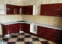 Кухня бордо радиусы - 75