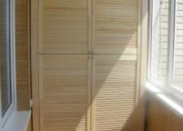 Шкаф на балкон - 33