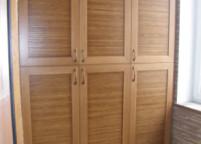Шкаф распашной на балкон - 37