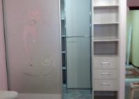 Шкаф купе гардеробная - 45
