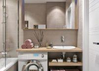 мебель в ванную - 120