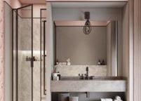 мебель в ванную - 87