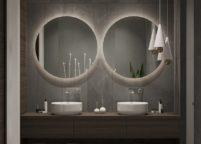 мебель в ванную - 16