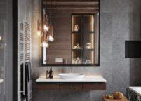 мебель в ванную - 59
