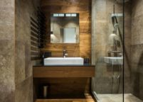 мебель в ванную - 70