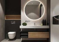 мебель в ванную - 21