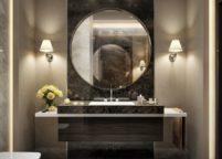 мебель в ванную - 20