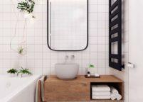 мебель в ванную - 88