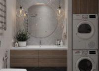 мебель в ванную - 30