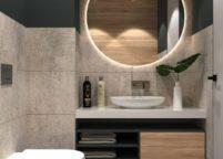мебель в ванную - 8