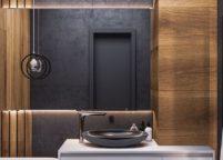 мебель в ванную - 71