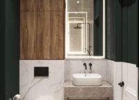 мебель в ванную - 124