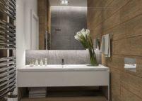 мебель в ванную - 85