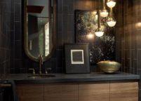 мебель в ванную - 42