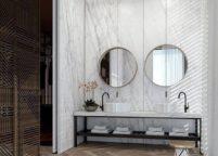мебель в ванную - 28