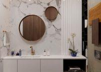мебель в ванную - 18