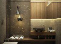 мебель в ванную - 55
