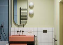 мебель в ванную - 77