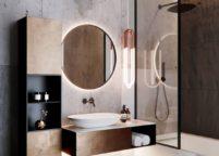 мебель в ванную - 11