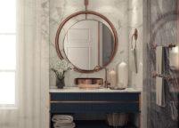 мебель в ванную - 4