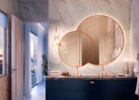 мебель в ванную - 3