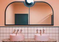 мебель в ванную - 95